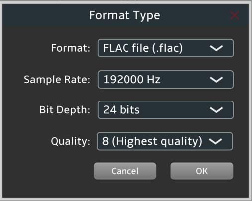 Format Type