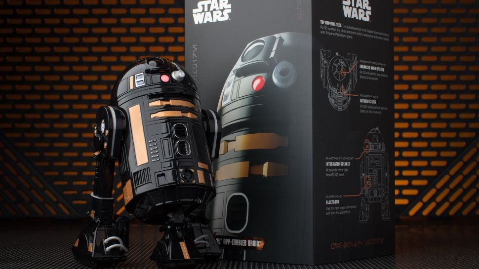 The Force is with Tracy W. Bush, audio designer for Star Wars toys